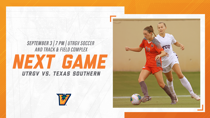 Women's Soccer to Host Texas Southern on College Colors Day on Friday - UTRGV Athletics